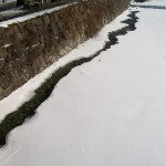 river-crack