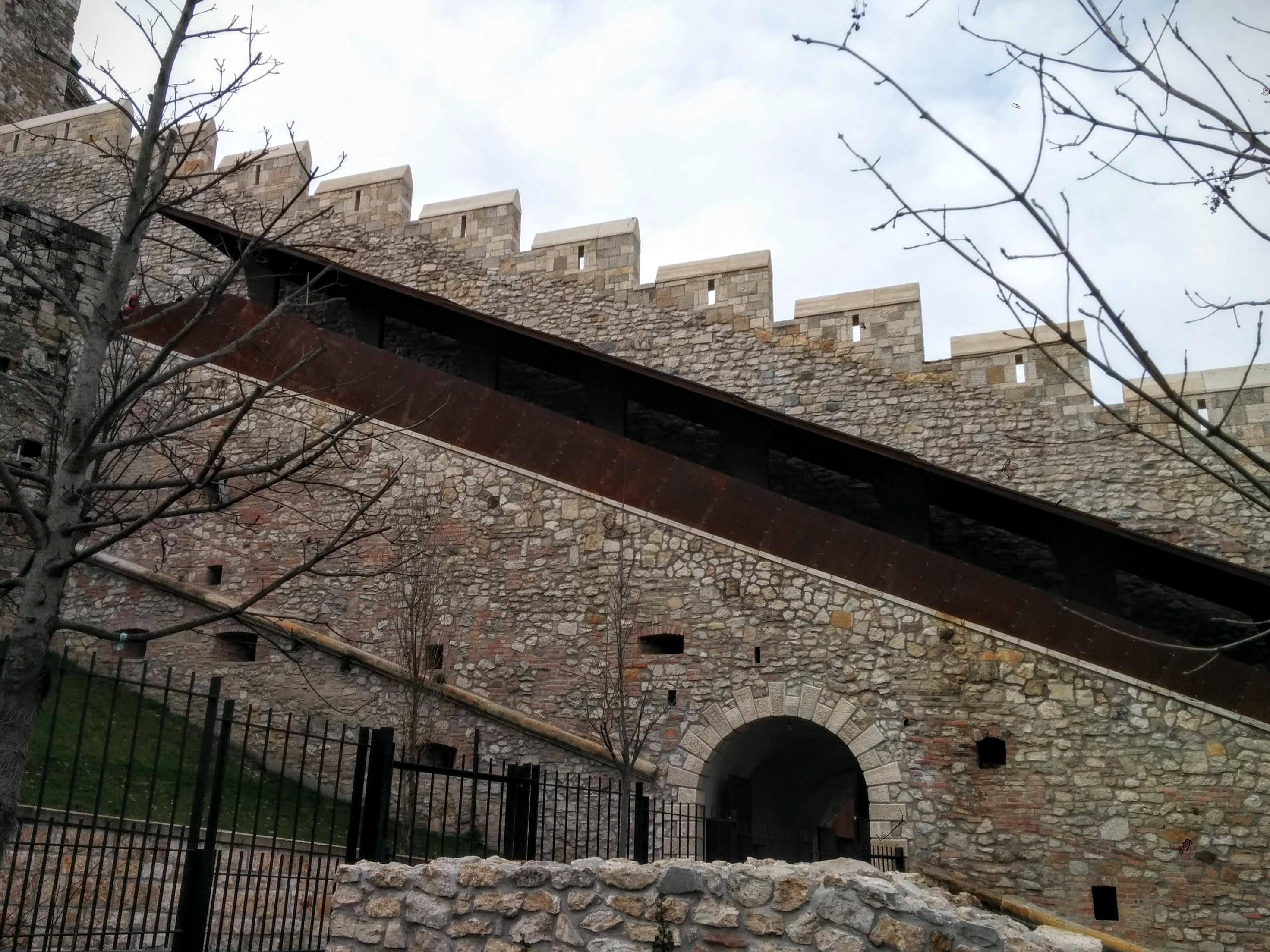 Várkert Bazár stairs